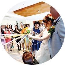 会費制の結婚式までの流れ
