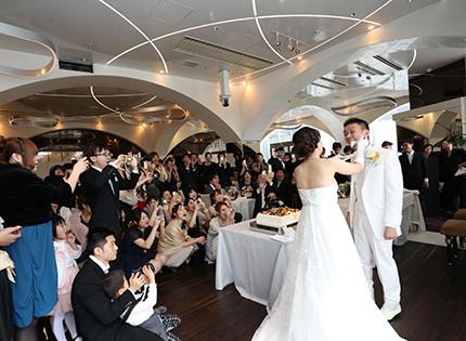 結婚式 会費婚