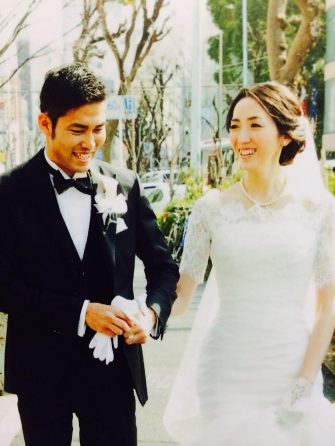 結婚式 aya