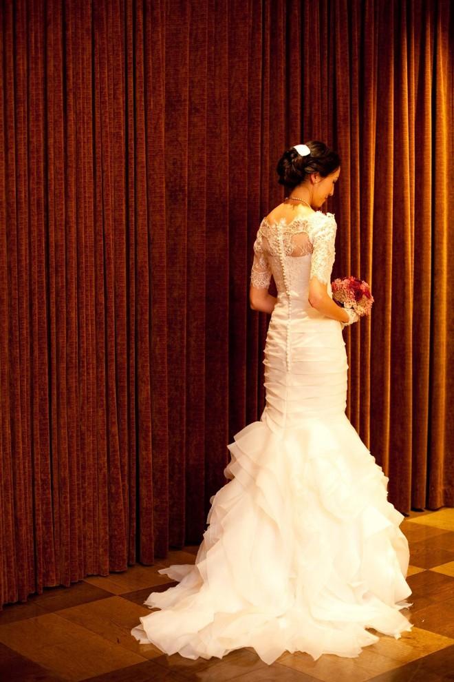 ドレス マーメイド