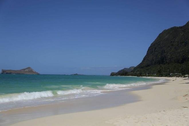 ハワイ 海
