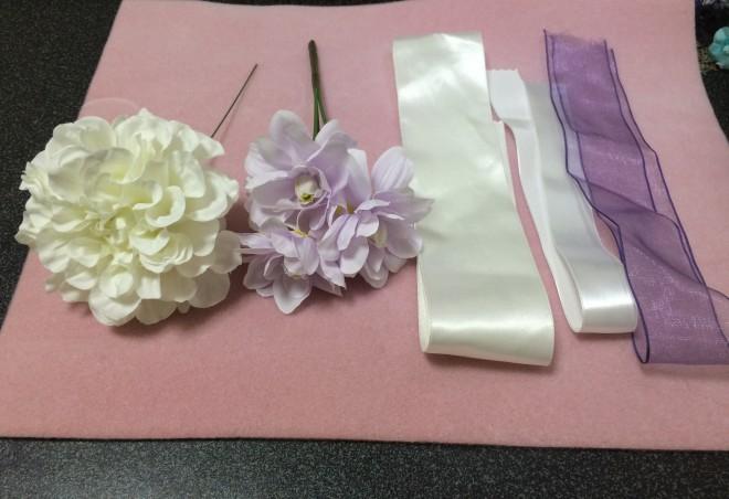 1,000円でプロ級!手作りヘッドドレスの作り方〜DIYウェディング