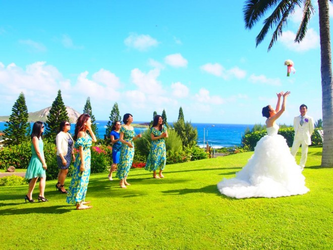海外 結婚式