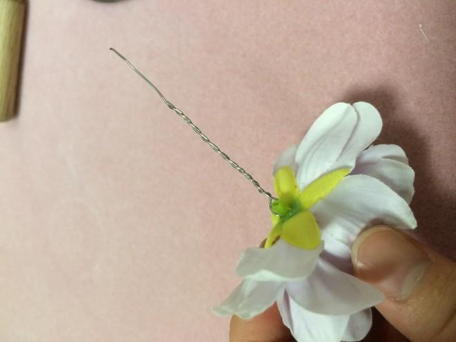 花アクセサリー