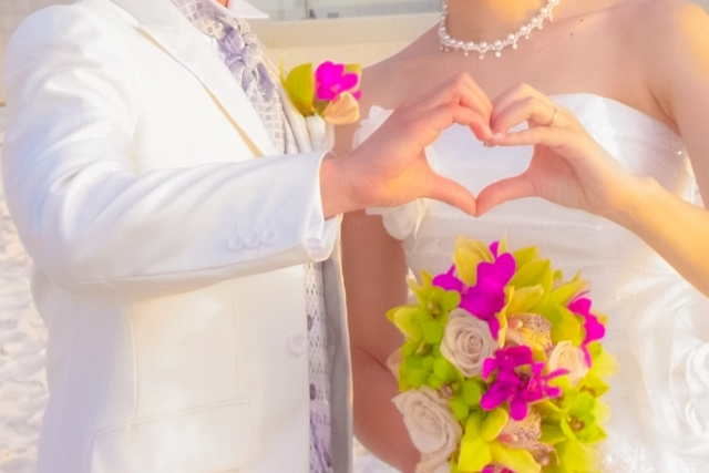 ハワイ結婚式