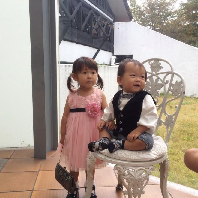 子供 結婚式