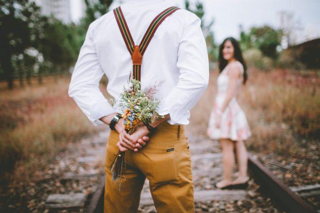 心のこもった結婚指輪の選び方イメージ