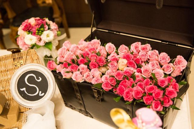 ローズBOX,ピンク,会費婚