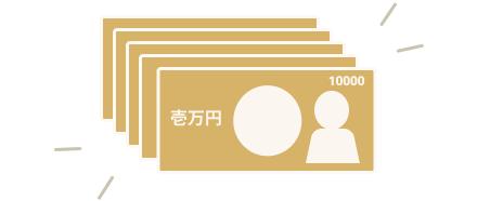 5.5万円から開催できる