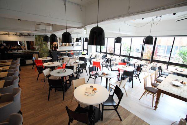 RESTAURANT CAFÉ GARB