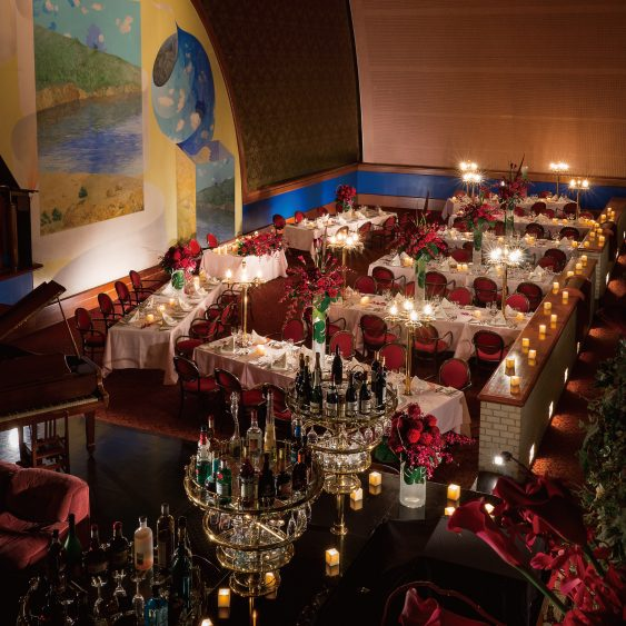 レストランアラスカ 日本プレスセンター店
